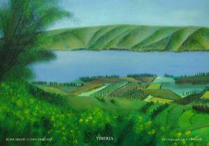 Tiberia, Galil sea